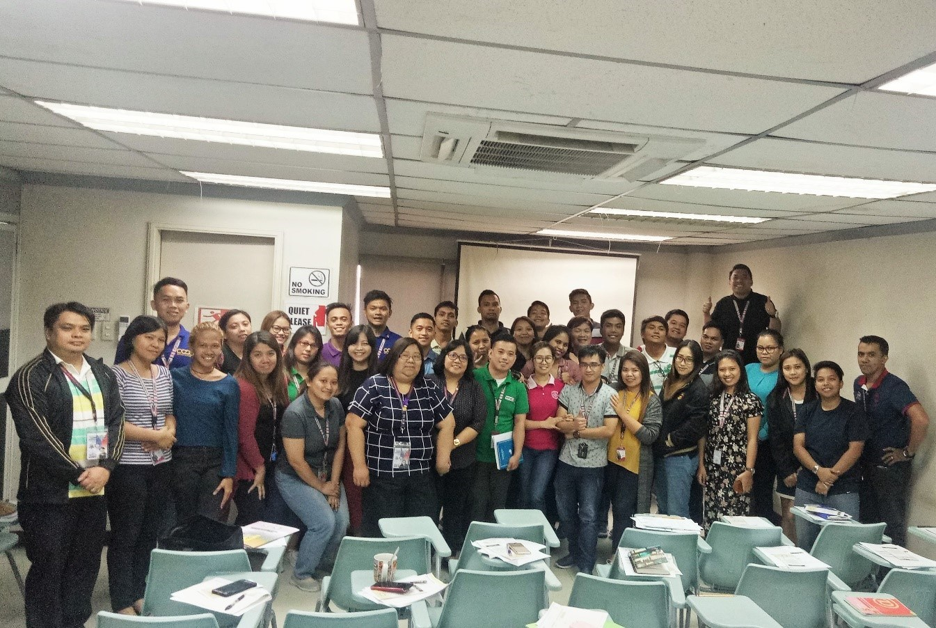 PESO SENSE CONDUCTS FIRST FINANCIAL LITERACY TRAINING FOR 2019a1