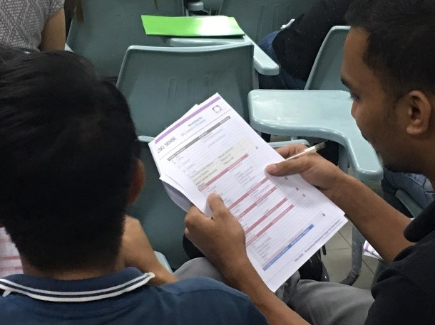 PESO SENSE CONDUCTS FIRST FINANCIAL LITERACY TRAINING FOR 2019c