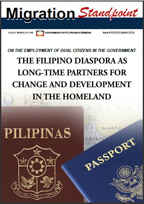 Migration Standpoint re Dual Citizens in the Government thumb